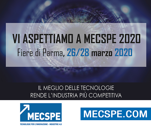 fiera MECSPE 2020 - Edr Fittings